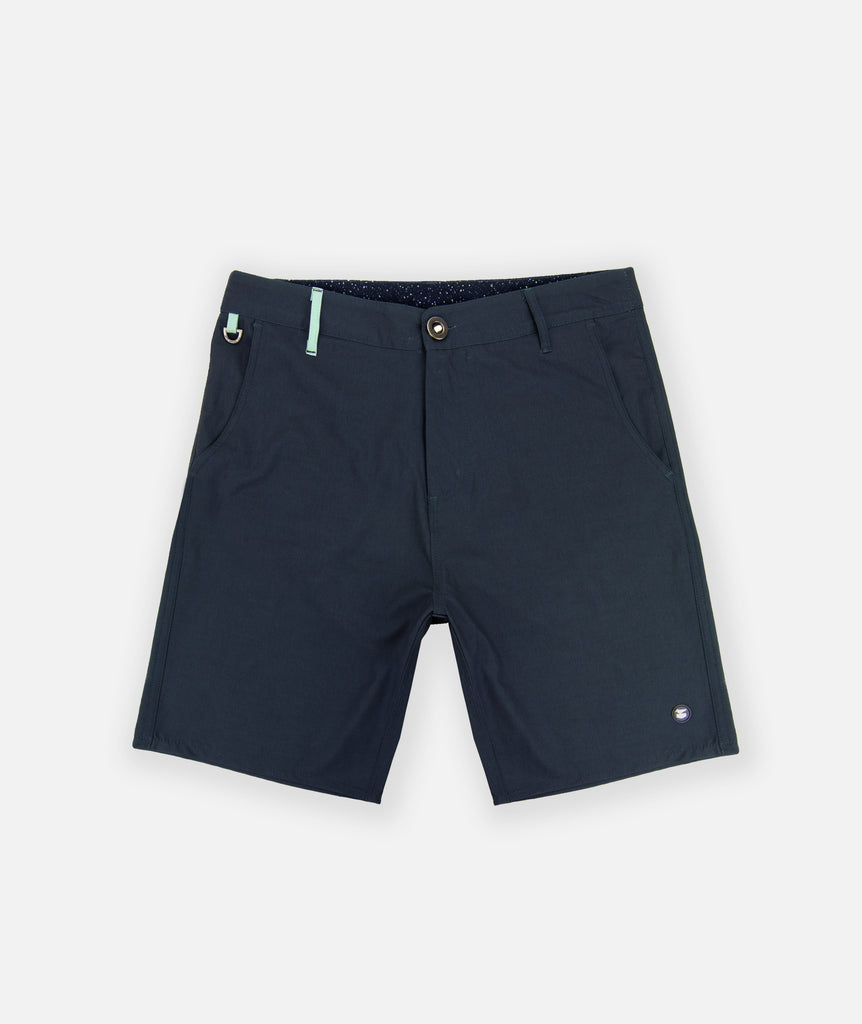 S19 Polywog Walkshort - Navy