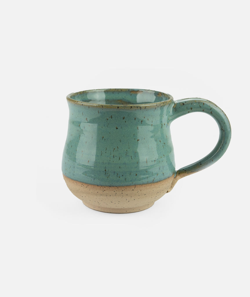 Benchmark Mug - Mint