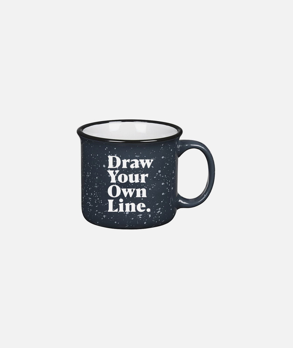 Jetty - Starboard Coffee Mug- Charcoal