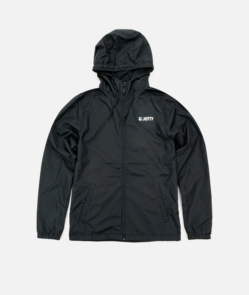 West Windbreaker- Black