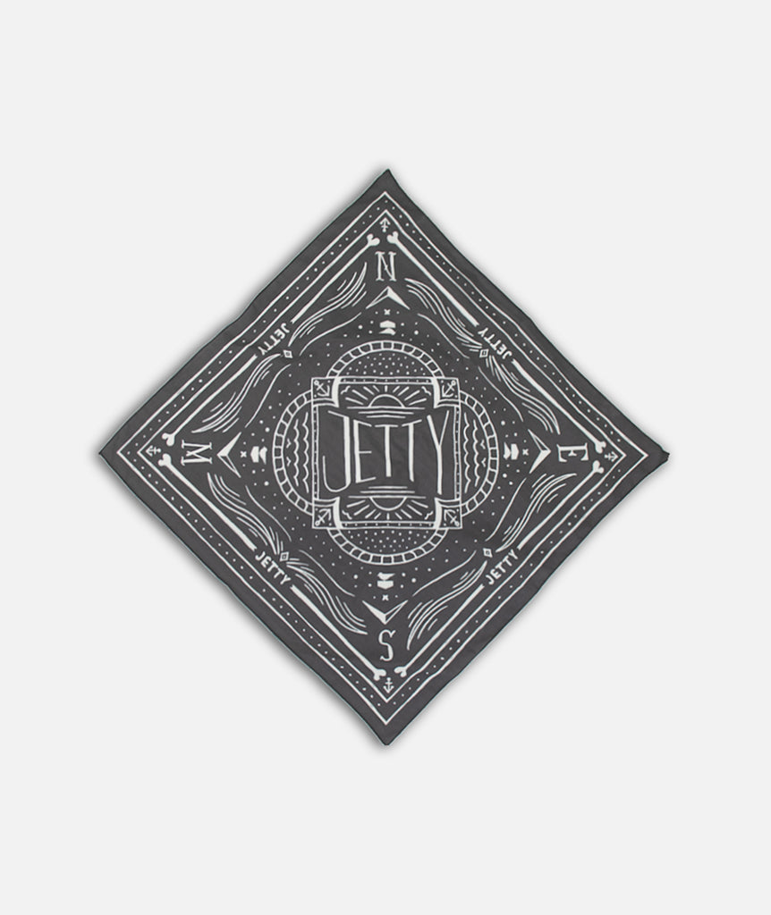 Jetty - PYOL Polaris Bandana- Black