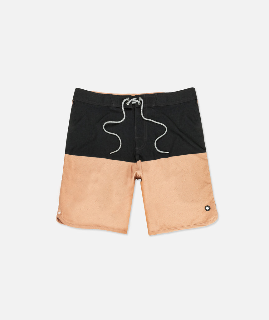 Jetty - Mollusk Boardshorts - Peach