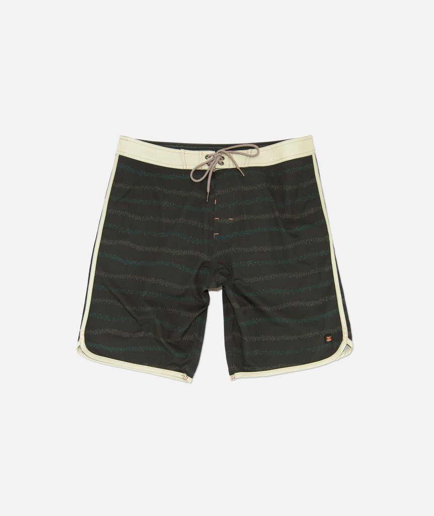 Jetty - Greenwich Boardshorts- Charcoal