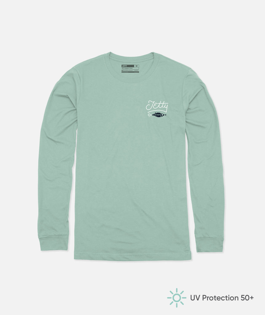 Jetty - Spoons LS Solar- Mint