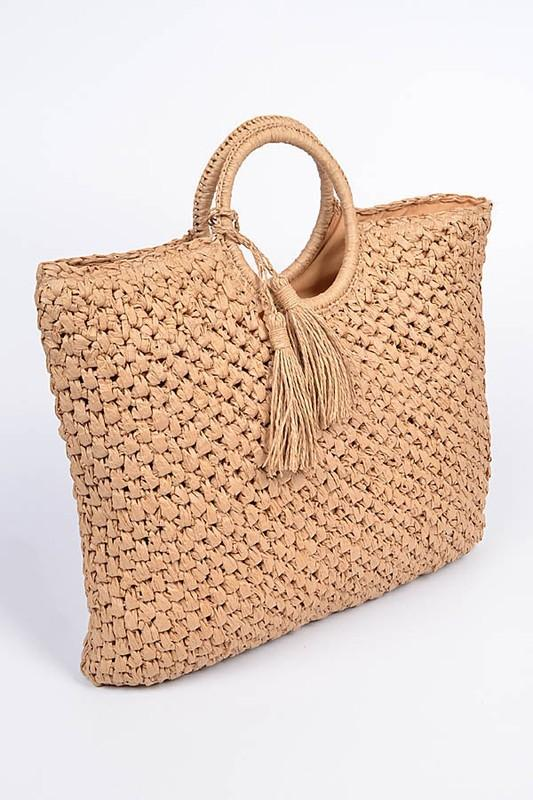 Harlow Beach Bag - Iridescent Swimwear Boutique