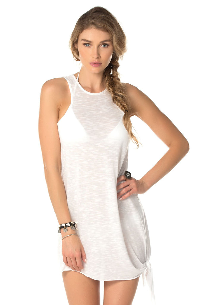Breezy Basics Cover Up Dress, Becca - Iridescent Swimwear Boutique | Toronto, Canada
