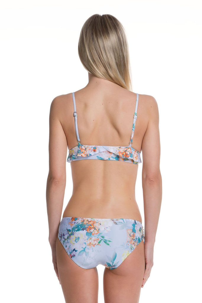 Femme Flora Side Tie Bottom, Becca - Iridescent Swimwear Boutique | Toronto, Canada
