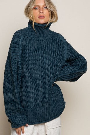 Moonlight Turtleneck - Small
