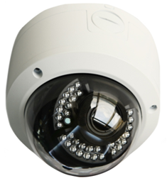 PRO-SERIES HD 1080P TVI DAY NIGHT WEATHERPROOF IR VARI-FOCAL LENS VANDAL PROOF DOME CAMERA-HIGH BASE
