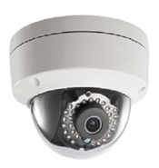 4MP VANDAL PROOF IR IP NETWORK DOME CAMERA