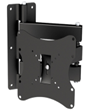 17-37 LCD-LED FULL MOTION SWIVEL WALL MOUNT BRACKET