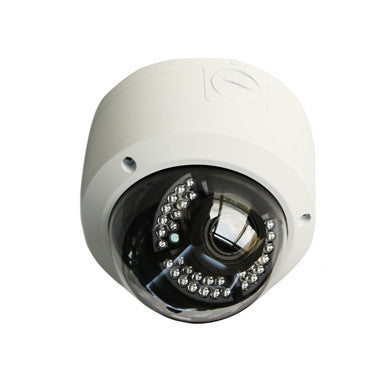 MOTORIZED LENS HD 1080P TVI DAY NIGHT WEATHERPROOF VARI-FOCAL LENS VANDAL PROOF DOME CAMERA