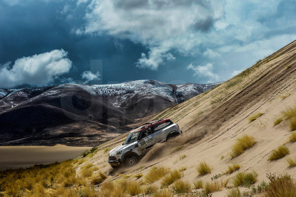 "Andes Express<br><span style=""font-size: 14px"">Dakar 2017 </span>"