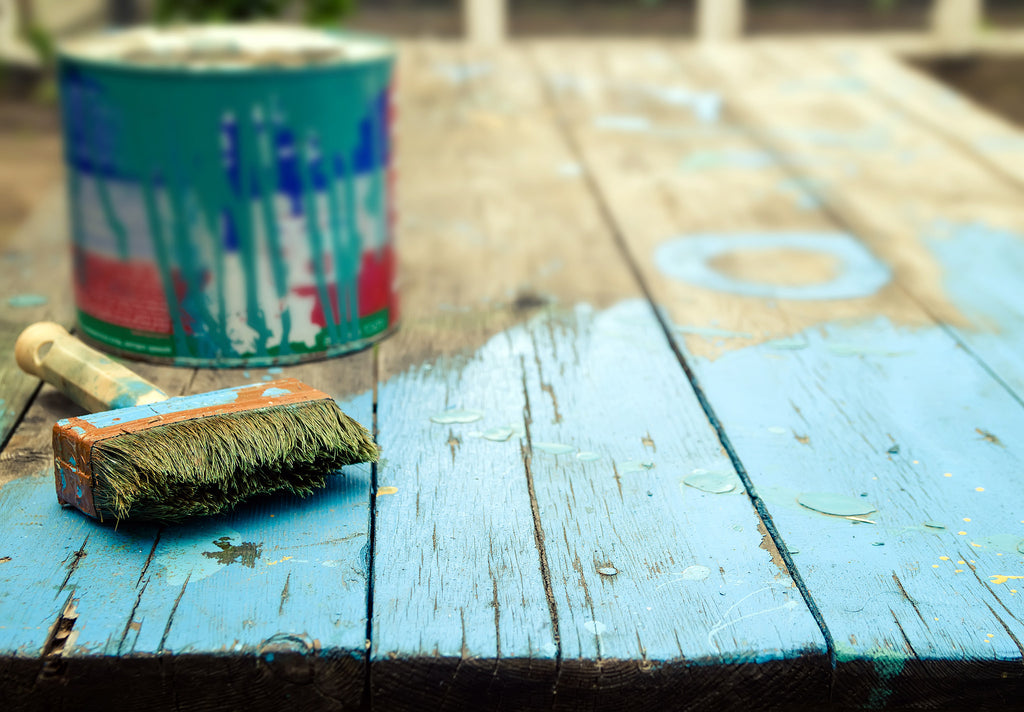 How to Milk Paint - Part 1 of 3