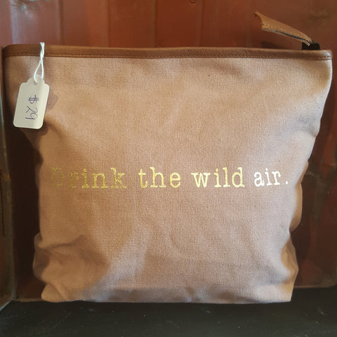 Drink The Wild Air Bag