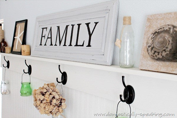 Family Sign & Wine Night