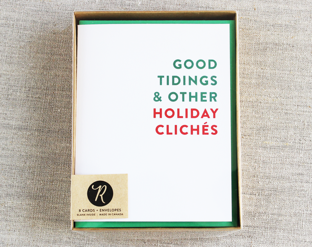 Good Tidings/ Holiday Boxed Set