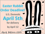 Art Mina Rabbit Collection 2020!!!