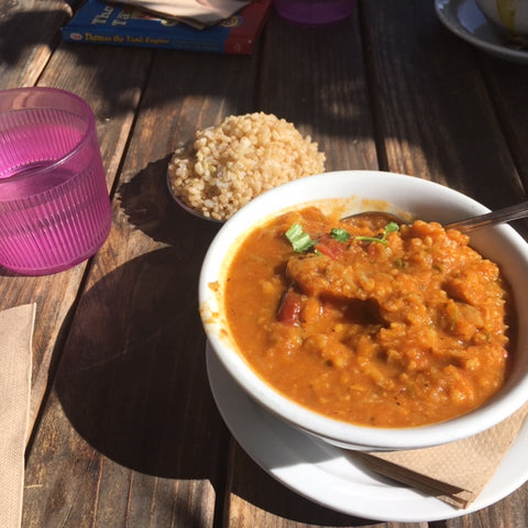 Curry Hip Vegan Ojai