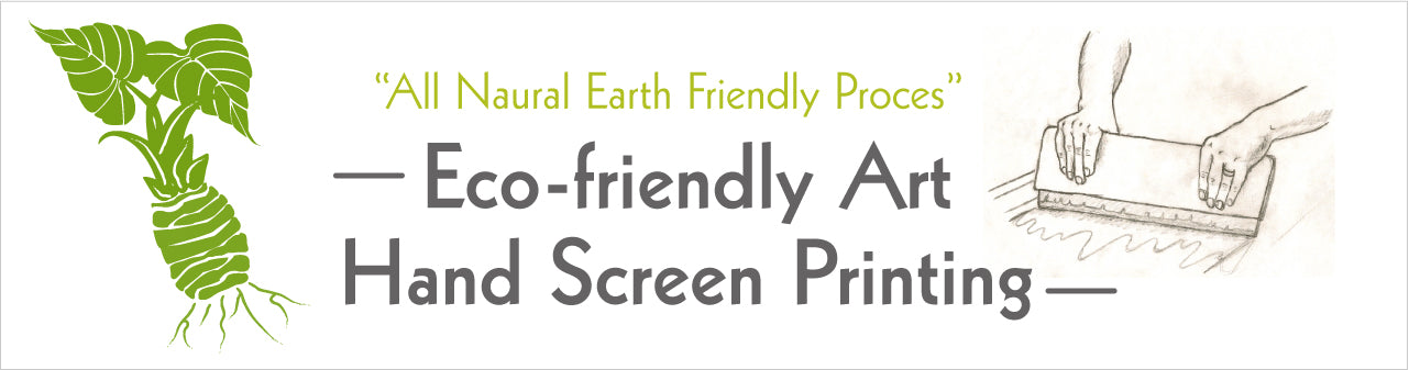 Art Mina Earth-Friendly Printing Process
