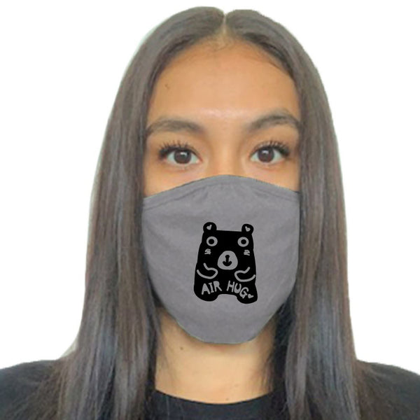 "Art Mina Face Mask ""Air Hug Bear"""