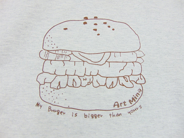 "Kids Tee ""Bigger Burger"" [Free Shipping]"