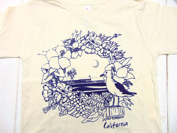 California Pier Toddler & Youth Tee
