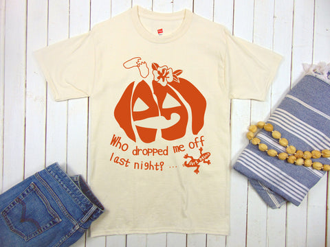 A photo of Art Mina Kawaii Jack O'Lantern T-shirt.