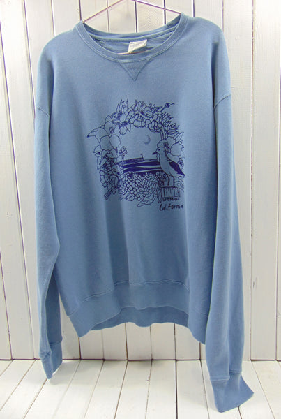 Art Mina California Pier Sweatshirt