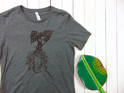 Hawaii Kona Coffee Women's Soft Tee