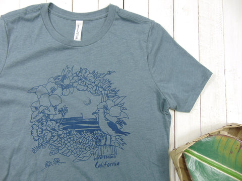 California Pier Women's Soft Tee