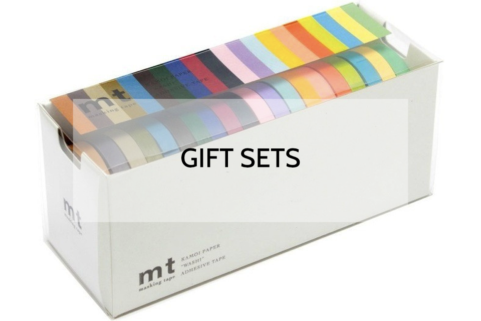 Washi Tape Gift Packs