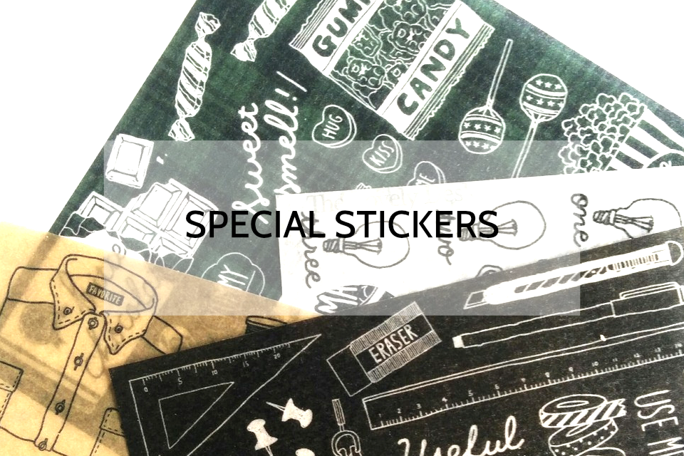 Special Stickers