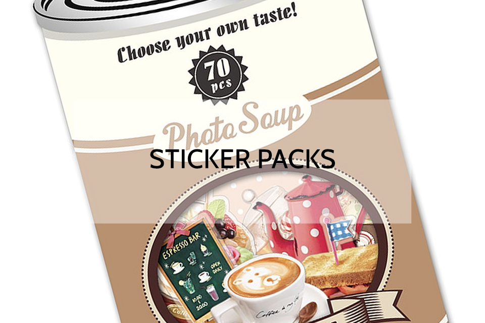 Sticker Packs and Sticker Sets