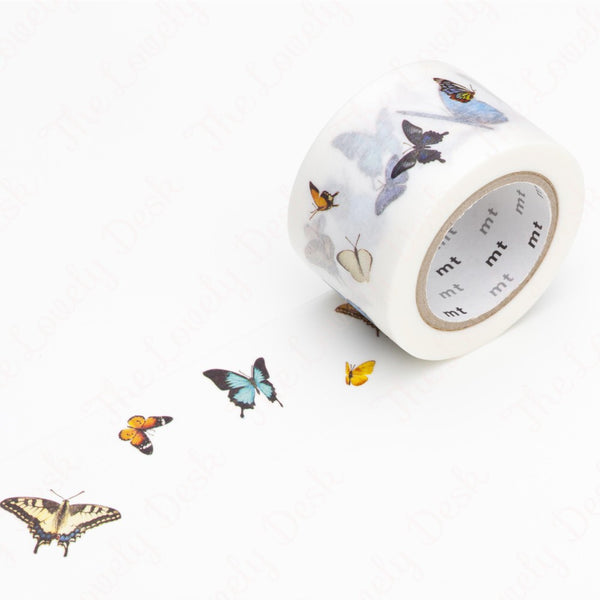 MT ex Butterfly Washi Tape (30mm)