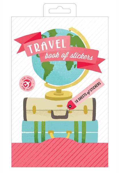 Travel Book of Stickers