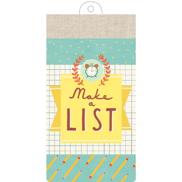 Make a List List Pad