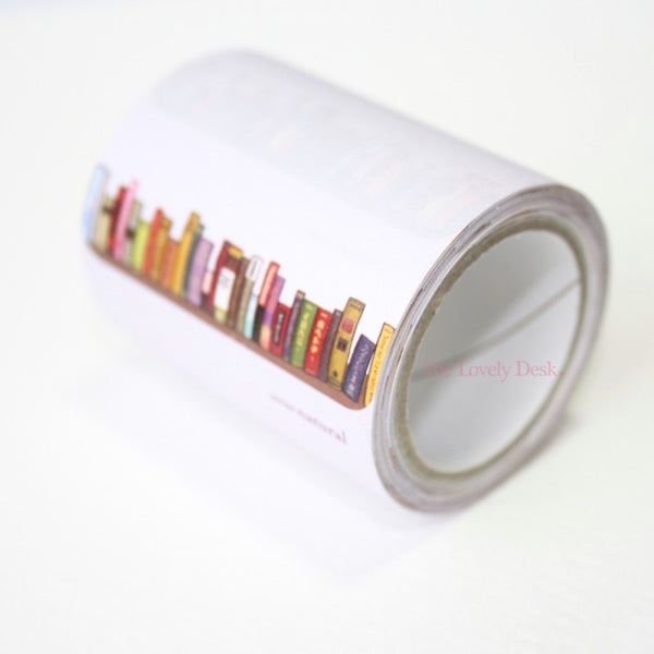 Yano Design Bookshelf Memo Tape