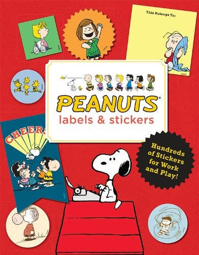Snoopy: Peanuts Labels & Stickers