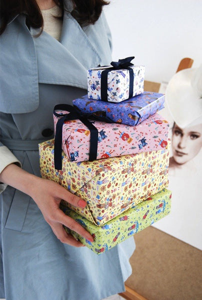 Nathalie Lété Wrapping Paper Book