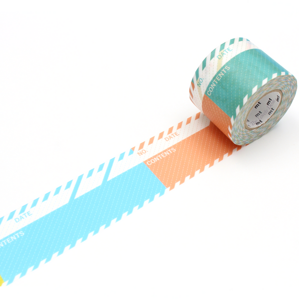 MT for Pack Tag Washi Tape (45mm Label / Mail)