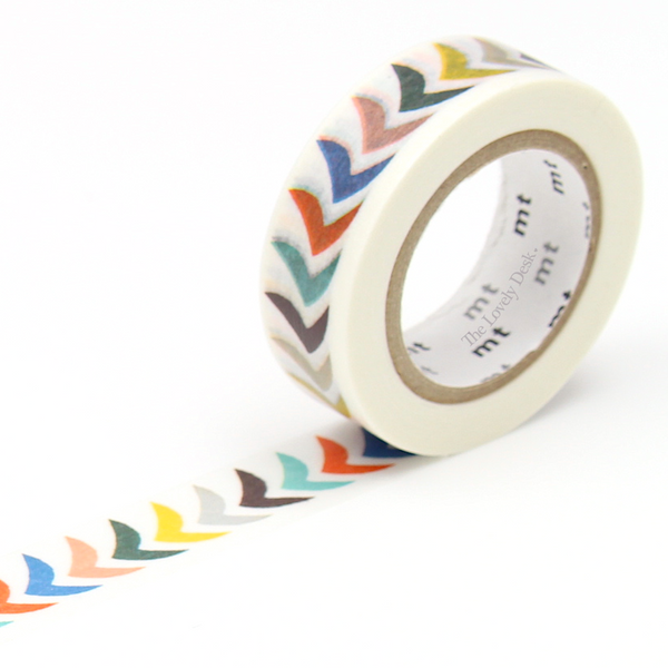 MT Mina Perhonen Bird Petit-Mix Washi Tape (15mm)