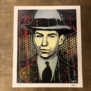 Lucky Luciano 30/30 by Mike Gallo