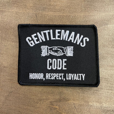 Gentlemans Code Patch