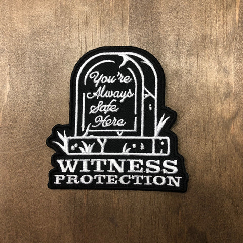 Witness Protection Patch