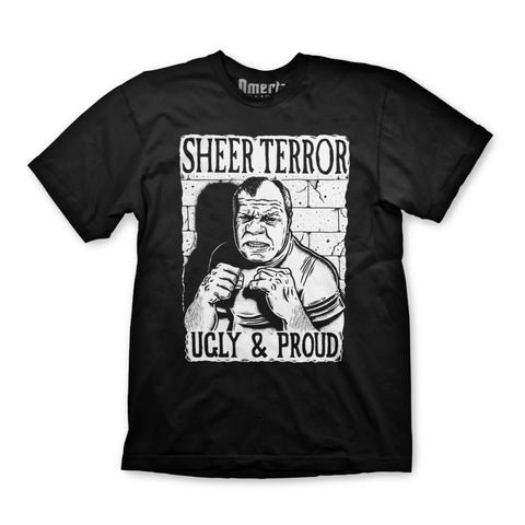 Sheer Terror x Omerta Ugly And Proud Shirt