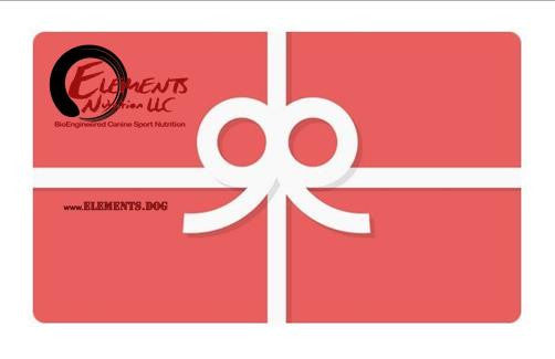 Elements Gift Card