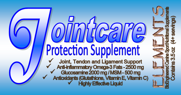Elements J Jointcare Preventative Supplement 3.5 oz Sport Pack Pouches