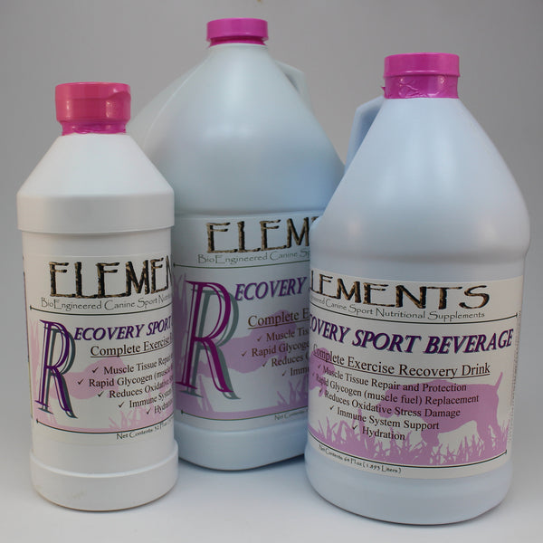 Elements R Product Size Options 32 oz, 64 oz & Gallon