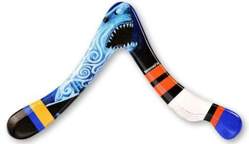 BF Boomerang Shark - Boomerangworld.co.uk